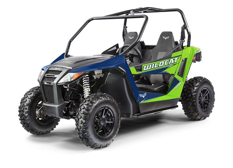 2019 Arctic Cat Wildcat Trail XT in Calmar, Iowa