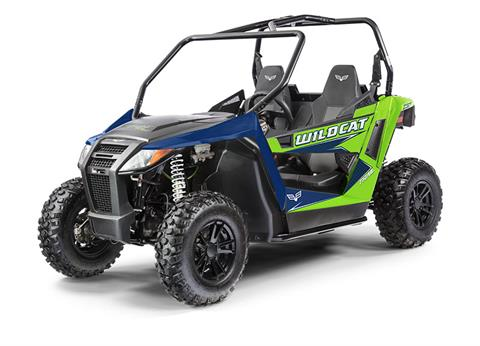 2019 Arctic Cat Wildcat Trail XT in Brenham, Texas