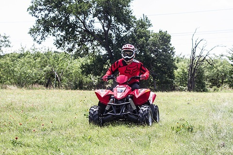 2017 Hisun Axis 110 in Allen, Texas