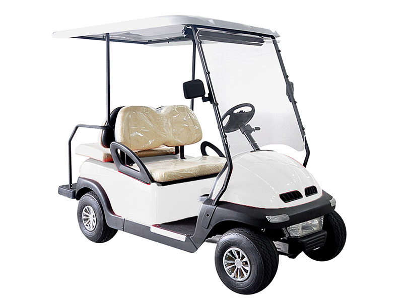 2018 Hisun Pulse Golf Cart (Electric) in Paso Robles, California