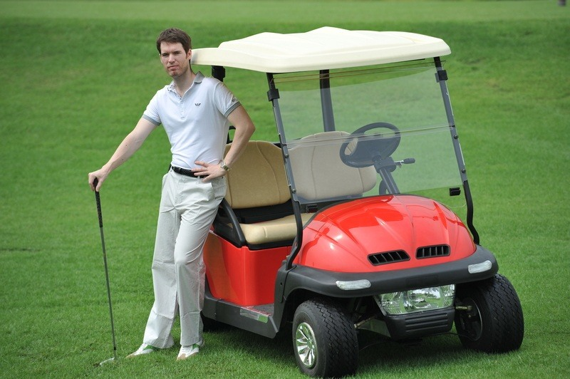 2020 Hisun Pulse Golf Cart (Electric) in Knoxville, Tennessee - Photo 3