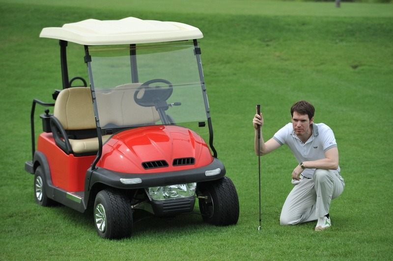 2020 Hisun Pulse Golf Cart (Electric) in Knoxville, Tennessee - Photo 4
