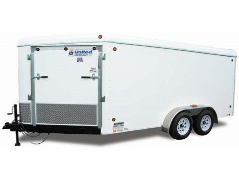 2015 United Trailers ULATV 7 x 23 ft. in Kaukauna, Wisconsin