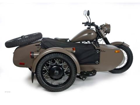2012 Ural Motorcycles M70 Retro Sidecar in Depew, New York