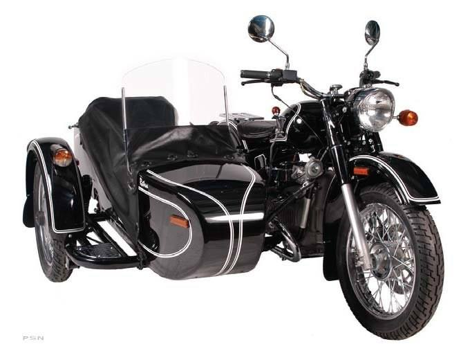 2012 Ural Motorcycles Retro in Depew, New York