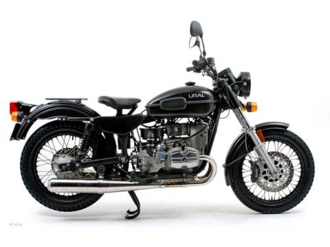 2012 Ural Motorcycles Solo sT in Depew, New York