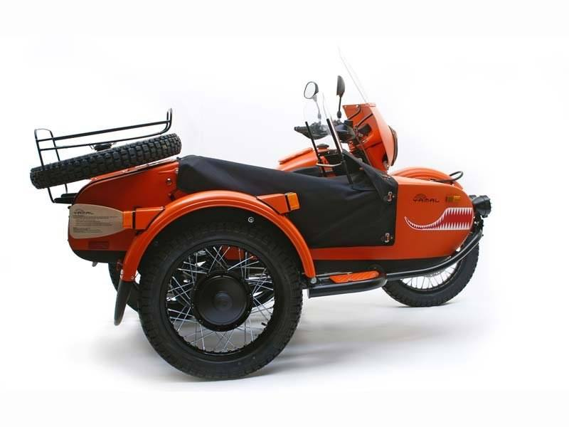 2012 Ural Motorcycles Yamal Limited Edition in Depew, New York