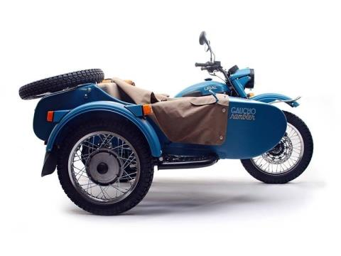 2013 Ural Motorcycles Gaucho Rambler Limited Edition in Depew, New York