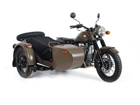 2013 Ural Motorcycles M70 Retro in Depew, New York