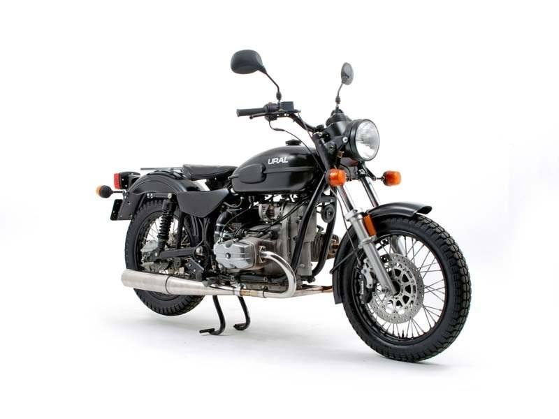 2013 Ural Motorcycles Solo sT in Depew, New York