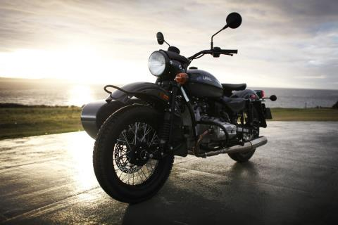 2016 Ural Motorcycles cT in Edwardsville, Illinois