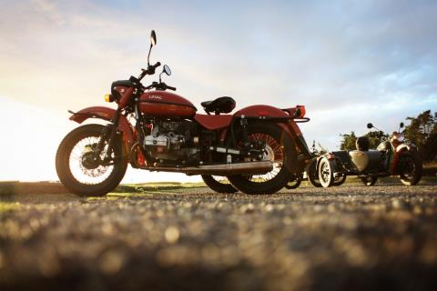 2016 Ural Motorcycles cT in Fort Collins, Colorado
