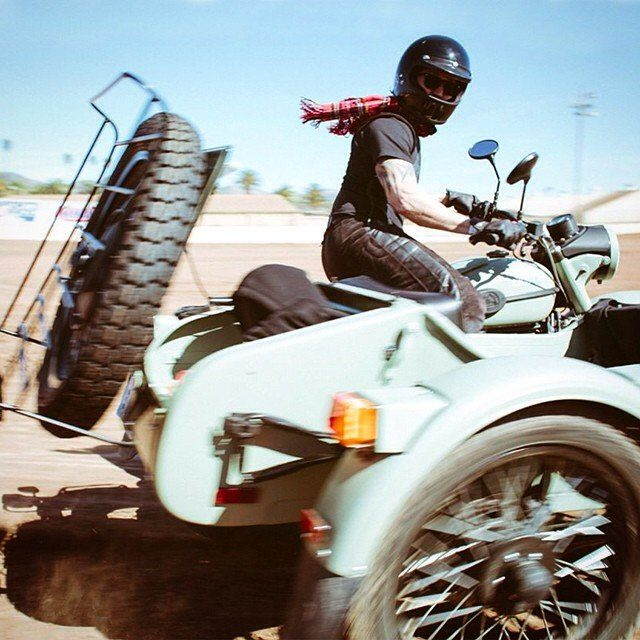 2016 Ural Motorcycles Gear-Up in Indianapolis, Indiana
