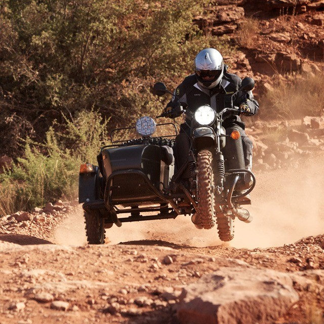 2016 Ural Motorcycles Gear-Up in Fort Collins, Colorado