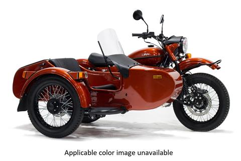 2017 Ural Motorcycles cT in Edwardsville, Illinois