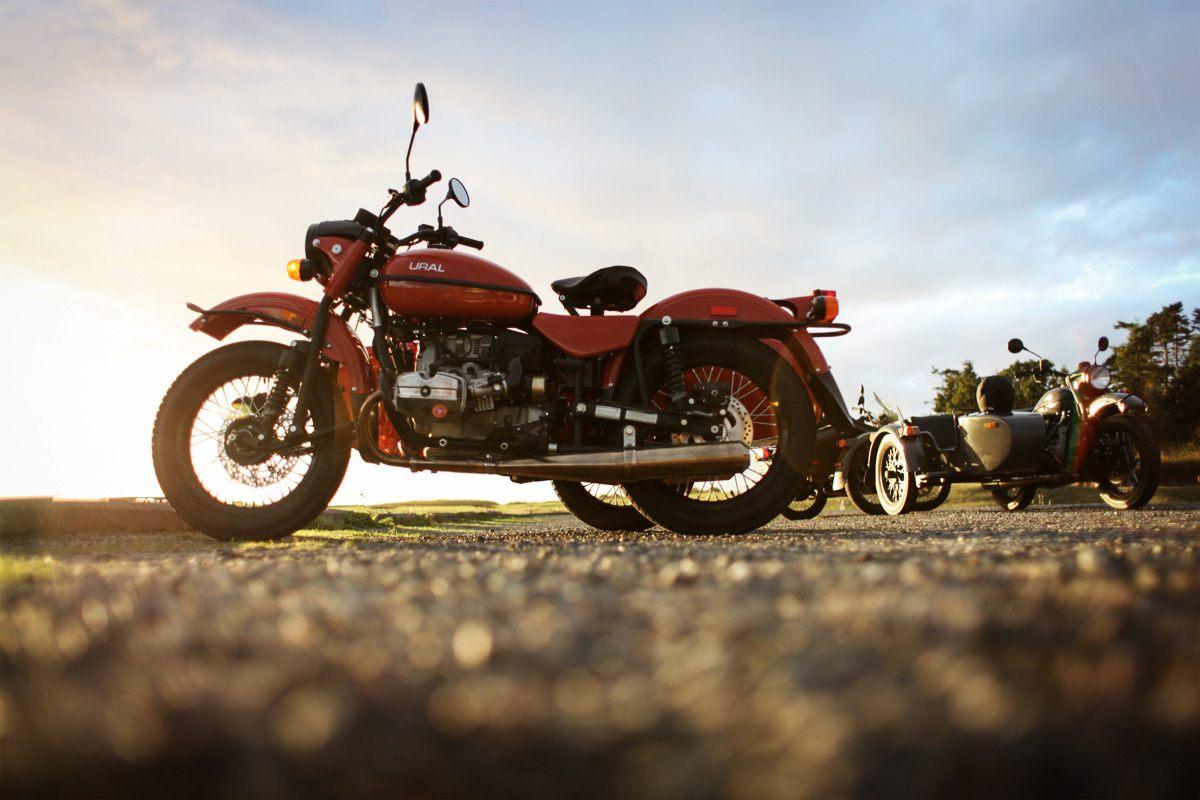 2017 Ural Motorcycles cT in Newport, Maine
