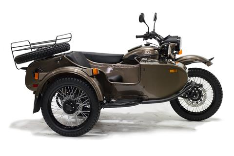 2017 Ural Motorcycles Gear Up in Indianapolis, Indiana