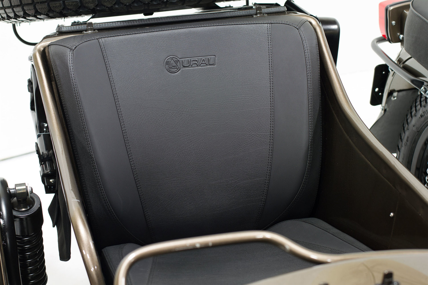 2017 Ural Motorcycles Gear Up in Edwardsville, Illinois