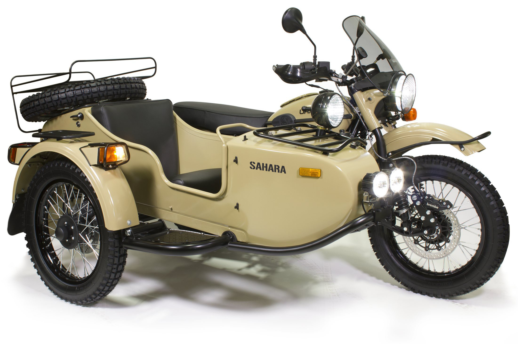 2017 Ural Motorcycles Gear Up Sahara in Idaho Falls, Idaho