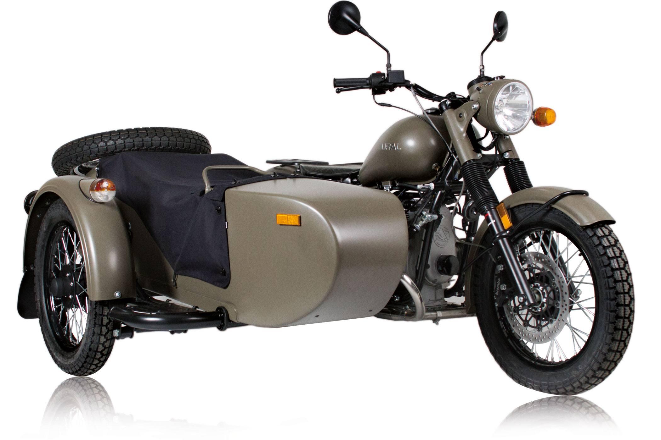2017 Ural Motorcycles M70 in Newport, Maine