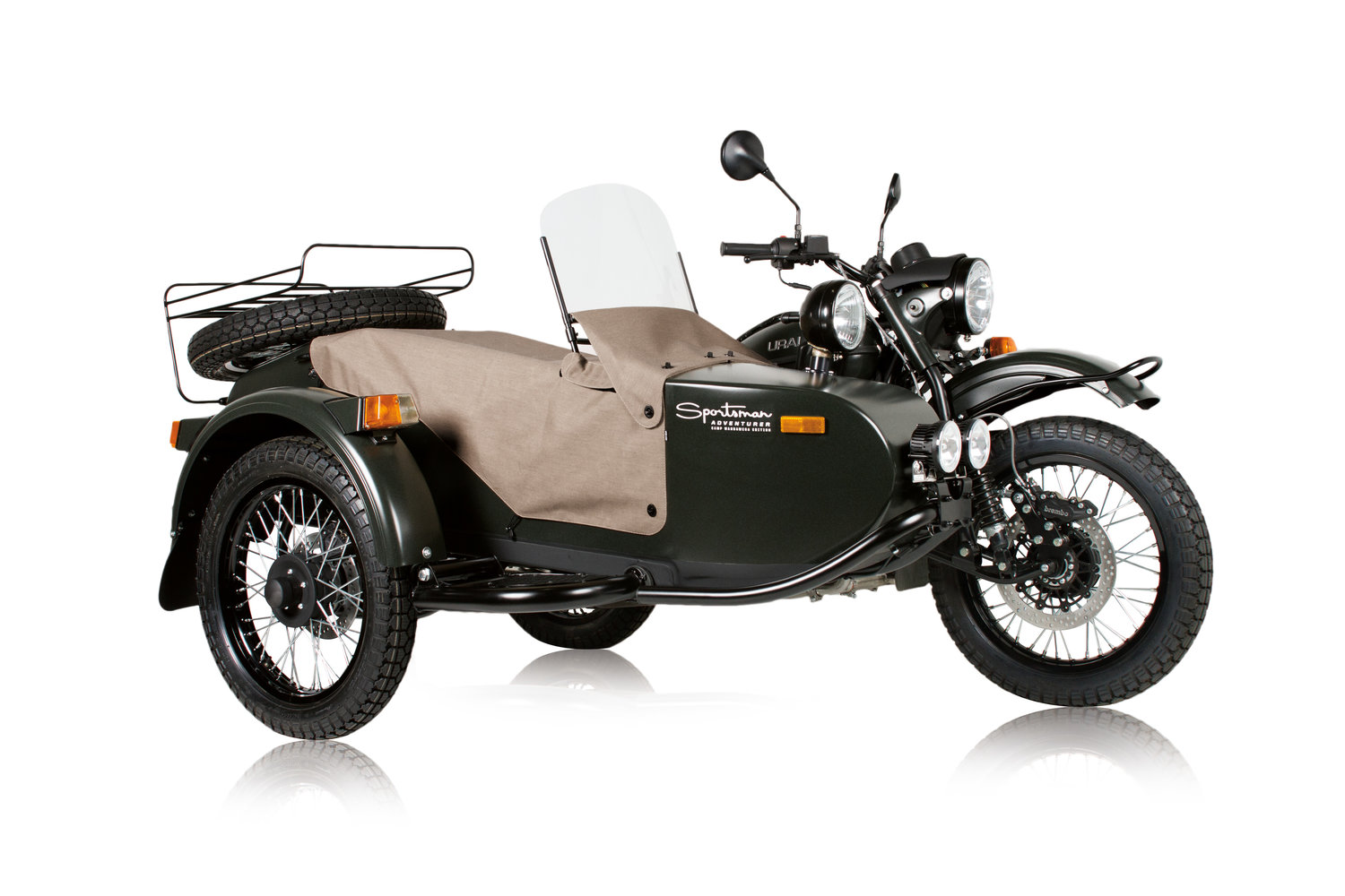 2017 Ural Motorcycles Sportsman Adventurer in Ozark, Missouri