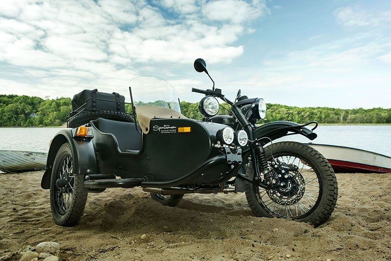 2017 Ural Motorcycles Sportsman Adventurer in Edwardsville, Illinois
