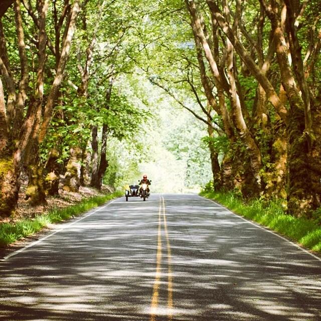 2017 Ural Motorcycles Patrol in Newport, Maine