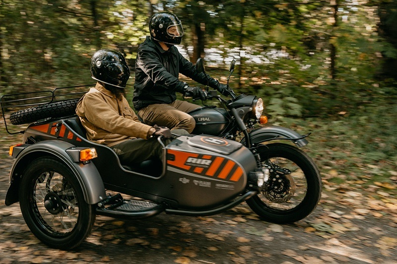 2018 Ural Motorcycles Air LE in Edwardsville, Illinois