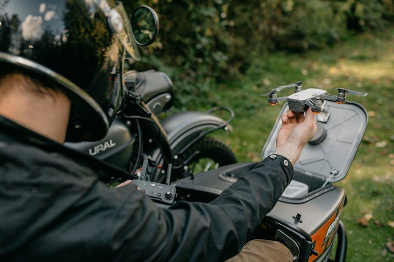 2018 Ural Motorcycles Air LE in Depew, New York - Photo 10