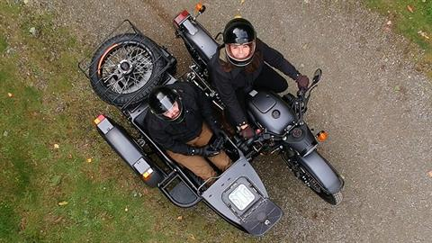 2018 Ural Motorcycles Air LE in Depew, New York - Photo 11