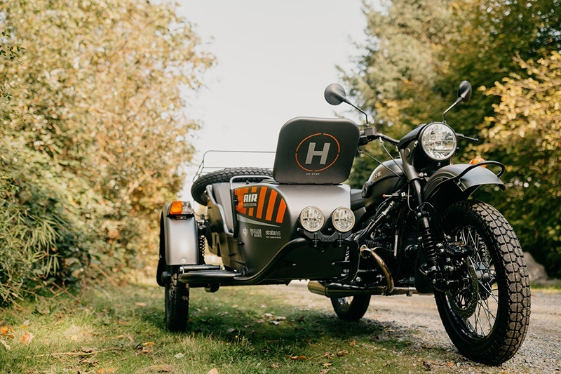 2018 Ural Motorcycles Air LE in Depew, New York - Photo 12