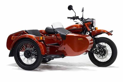 2018 Ural Motorcycles CT in Newport, Maine