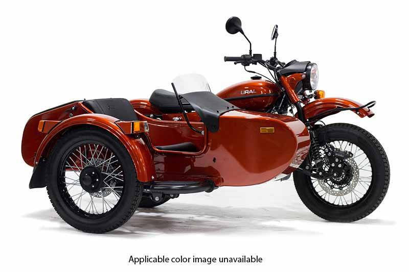 2018 Ural Motorcycles CT in Edwardsville, Illinois