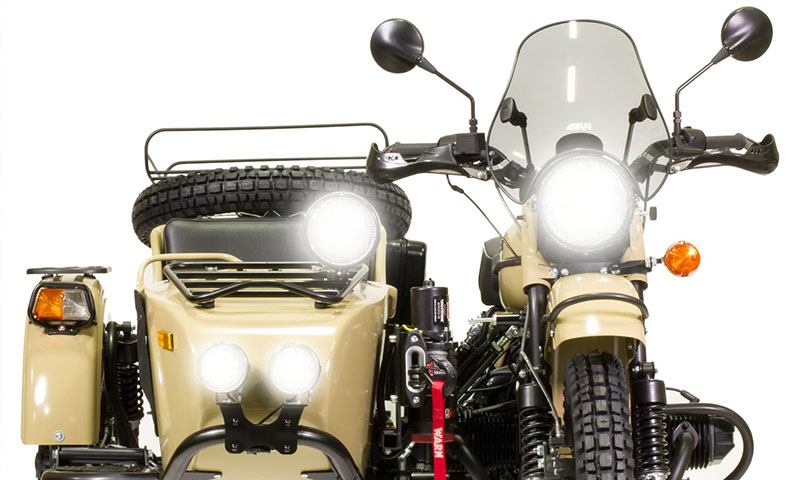 2018 Ural Motorcycles Gear Up Sahara in Idaho Falls, Idaho