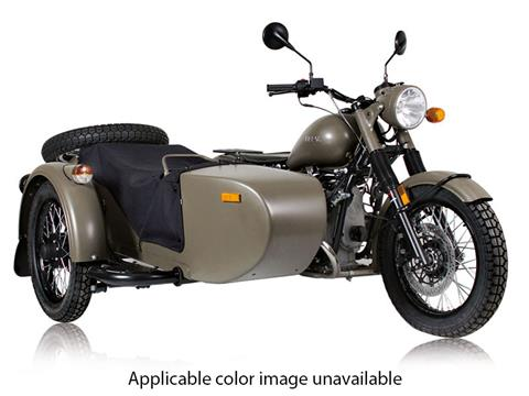 2018 Ural Motorcycles M70 in Edwardsville, Illinois