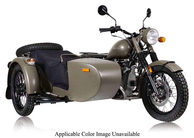2018 Ural Motorcycles M70 in Edwardsville, Illinois - Photo 1