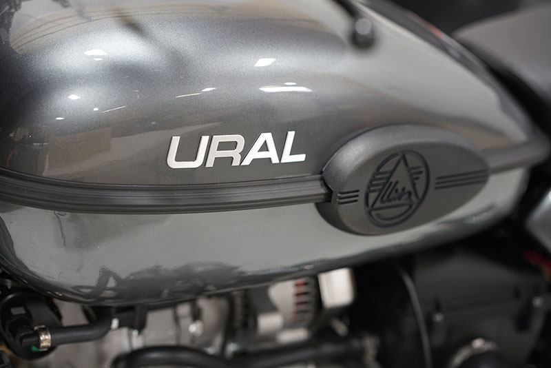 2018 Ural Motorcycles Patrol in Edwardsville, Illinois - Photo 3
