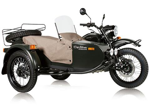 2018 Ural Motorcycles Sportsman Adventurer in Newport, Maine