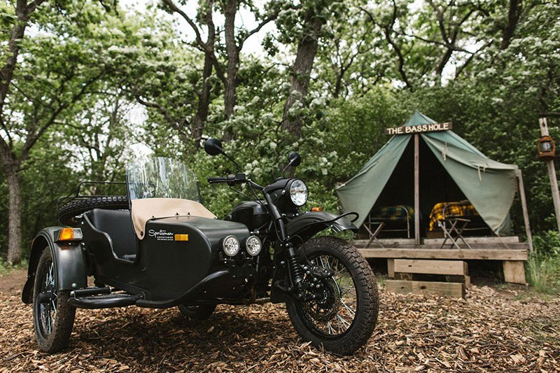 2018 Ural Motorcycles Sportsman Adventurer in Edwardsville, Illinois