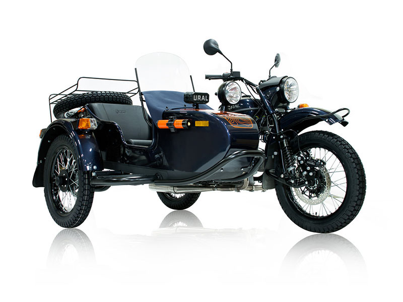 2018 Ural Motorcycles Ural Baikal LE in Ferndale, Washington