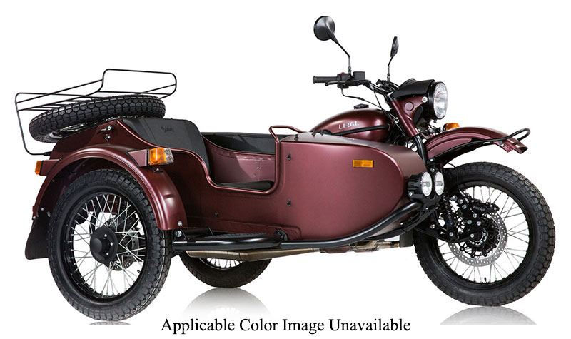 2019 Ural Motorcycles Gear Up in Moline, Illinois