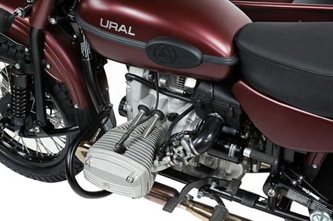 2019 Ural Motorcycles Gear Up in Ferndale, Washington