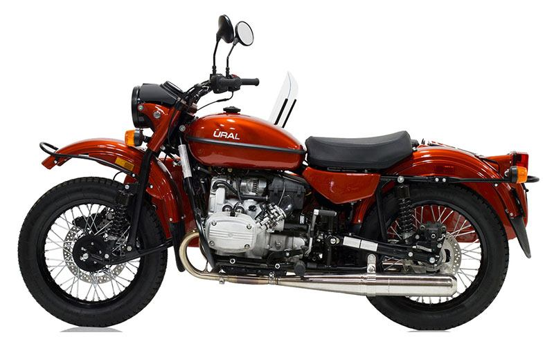 2020 Ural Motorcycles CT in Moline, Illinois
