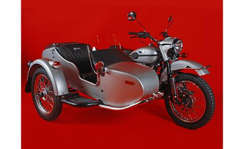 2020 Ural Motorcycles From Russia With Love LE in Newport, Maine