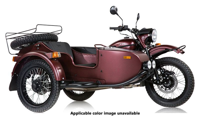2020 Ural Motorcycles Gear Up in Moline, Illinois - Photo 1