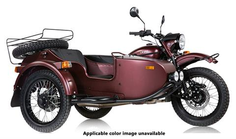 2020 Ural Motorcycles Gear Up in Ferndale, Washington