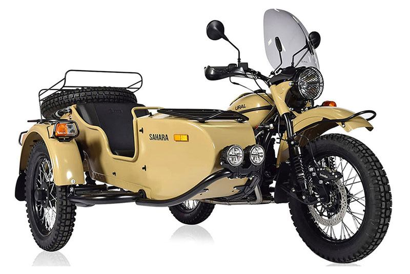 2020 Ural Motorcycles Gear Up Sahara in Idaho Falls, Idaho - Photo 1