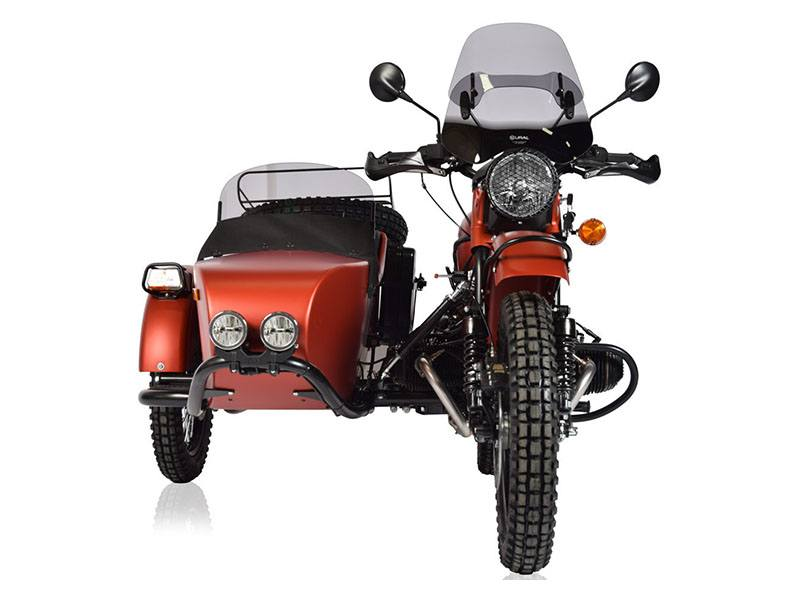 2020 Ural Motorcycles Gear Up with Adventure Package in Newport, Maine - Photo 3