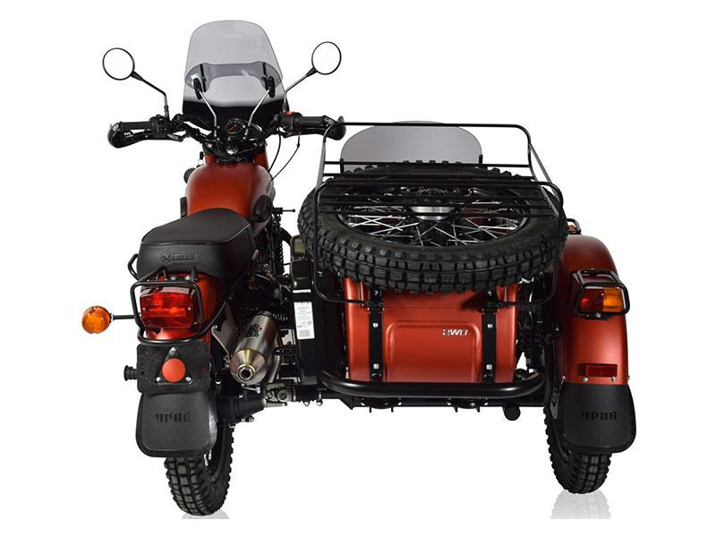 2020 Ural Motorcycles Gear Up with Adventure Package in Newport, Maine - Photo 4