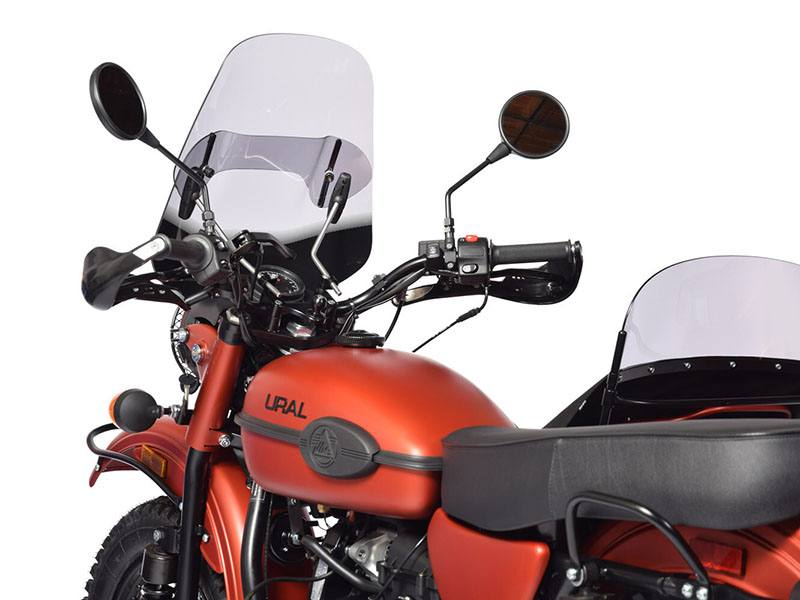 2020 Ural Motorcycles Gear Up with Adventure Package in Newport, Maine - Photo 5
